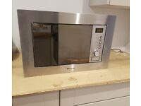 Hotpoint Microwave 20L integrated design
