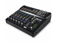 Alto Zephyr ZMX122-FX 8 Channel Compact Mixer with Effects