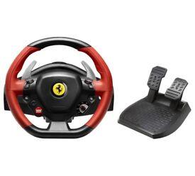 Thrustmaster Ferrari Spider Racing Wheel for Xbox One