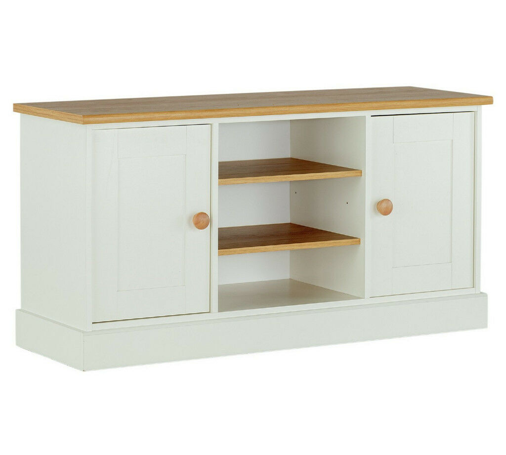 Winchester 2 Door Sideboard & TV Unit - Two Tone