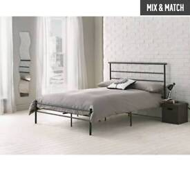 Double Bed Frame as New