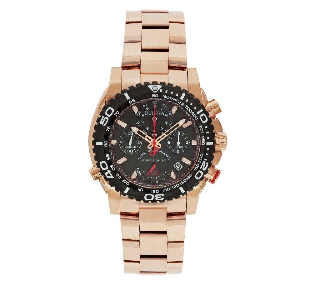 a341a4772 Bulova Men's Precisionist Champlain Chronograph Watch | in ...