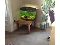 64 L Fish Box Aquarium with all Accesories