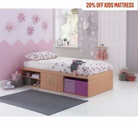 Two cabin beds for children available on only 25 pounds per piece