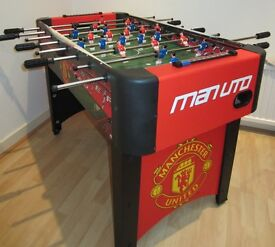 Manchester United Deluxe Football Table