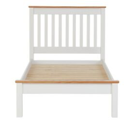Collection Aspley Single Bed Frame - Two Tone