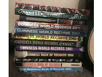 12x Guinness book of records