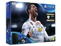 Ps4 new fifa18 edition