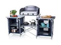 Tristar 4ft Camping Outdoor Kitchen