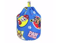 New With Tags PAW PATROL Official Licensed Beanbag, great gift idea