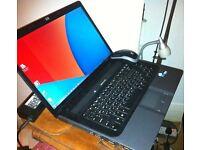 HP 530 laptop.