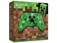 Xbox One Minecraft Creeper Controller - Green - Brand New Sealed