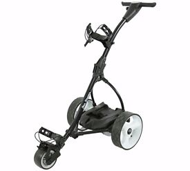 Ben sayers electric golf trolley