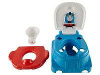 Fisher-Price Thomas & Friends 3in1 Potty. Very useful.