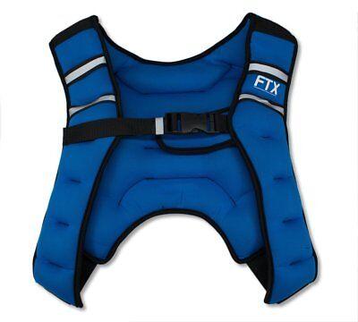 5 Kg Gewichtsweste X-Style Trainingsweste Gewicht Weste Laufweste Kraft Training