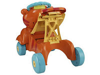 Fisher Price Stride to Ride Tiger Ride On