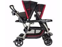 Graco Ready2Grow Pushchair - Chilli Sport - 2 Seats (12 riding positions) pram buggy stroller