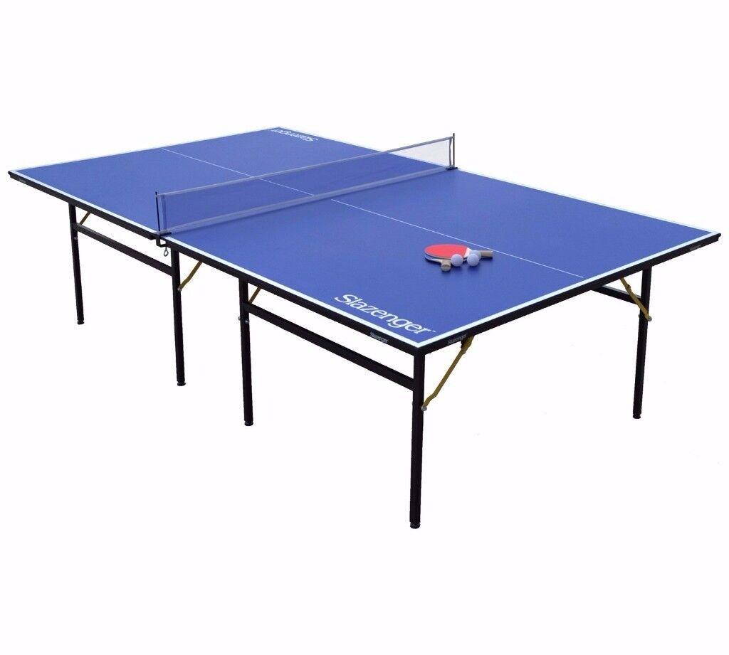 **SOLD** Slazenger Official Full Size Table Tennis Table