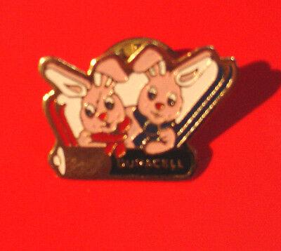 Duracell enamel pin badge