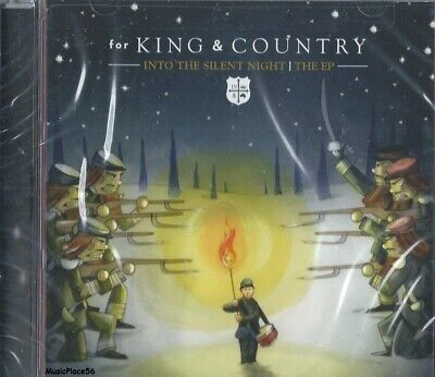 FOR KING & COUNTRY - Into The Silent Night / The EP - Christmas Pop CCM Music CD ()
