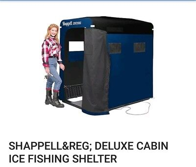 Ice Fishing - Shappell