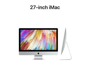 Imac 27 Inch BRAND NEW SEALED 2200$