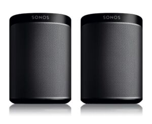 Two SONOS Play:1's