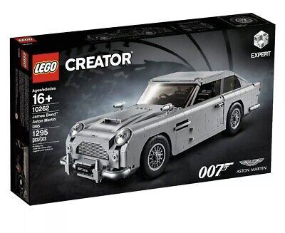 BNIB LEGO Creator Expert James Bond Aston Martin DB5 10262 - SEALED