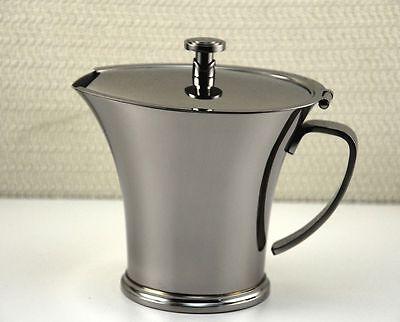 Teekanne mit Deckel, WMF SCALA ,Edelstahl 18/10 0,4 L ,H 12,2 cm ,Kaltgriff