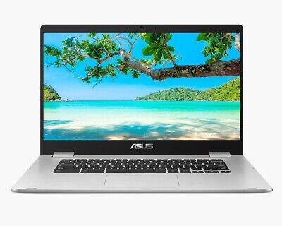 "Asus C523NA-A20057 15.6"" Full HD Chromebook 4GB RAM 64GB eMMC Silver"