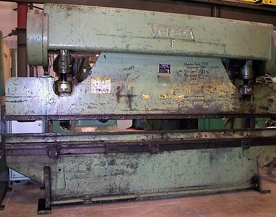 9800 Verson 14 X 90 Ton Mechanical Press Brake