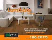 LAMINATE FLOATING FLOORS Knox Area Preview