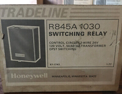 Honeywell R845a 1030 Switching Relay