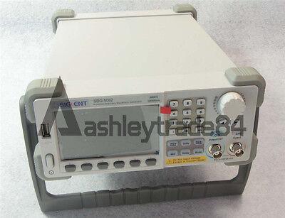 80mhz Siglent Sdg5082 Signal Generator Functionarbitrary Waveform Generator