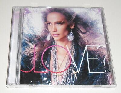 JENNIFER LOPEZ - LOVE? - 2011 UK 12 TRACK CD ALBUM
