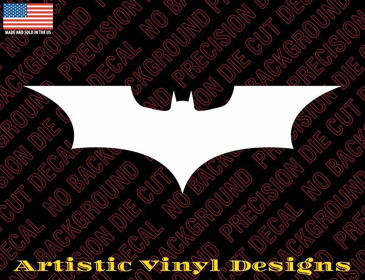 Home Decoration - Batman Dark Knight vinyl decal sticker wall car laptop many colors/sizes