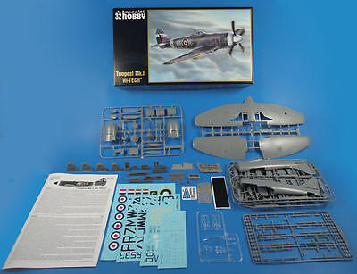 """SPECIAL HOBBY 32054 Hawker Tempest Mk.II """"HI-TECH"""" in 1:32"""