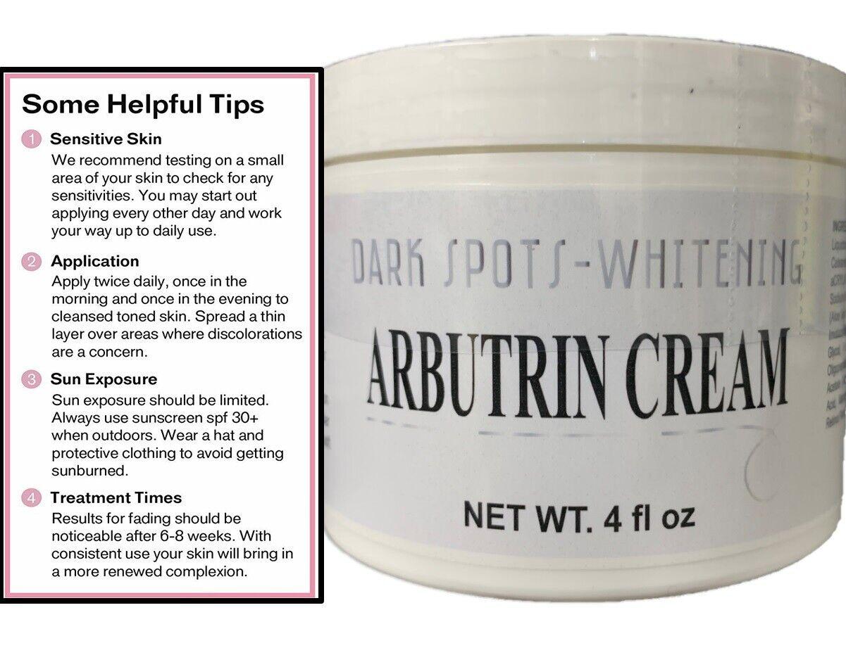 Crema Para Las Manchas De la Cara Antiarrugas Antiedad Uso en el Día y la Noche 2