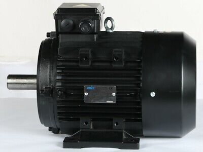 New 622142500-ah Able 3 Phase Electric Motor 10 Hp