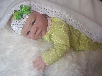 Paisley Custom Reborn Doll Denise Pratt Little Darlins Nursery Rita Meese artist