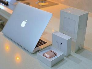 "13"" UltraThin MacBook Air Intel CORE i5-256GB SSD-13.3""LED-Air Pods"