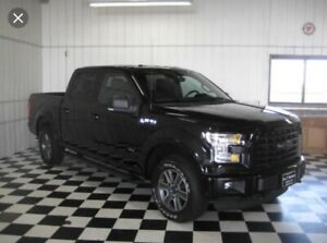 ****2016 F150 with only 12K kms never winter driven like new****