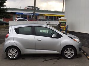 2013 Chevrolet Spark- ONLY 84000kms!!!!