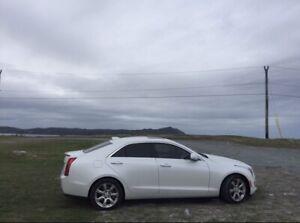 Cadillac ATS 2.0 AWD