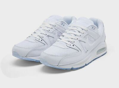 Nike Air Max Command Triple White 629993-112 Running Shoes Men's Multi Size NEW