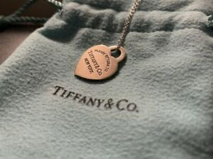 Brand new authentic Tiffany necklace