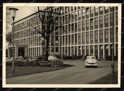 Foto-Benzol-Verband-BV-B.V.-Zentrale-Bochum-Gebäude-Architektur-1955-8