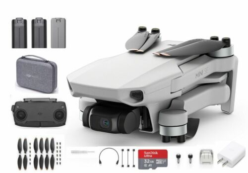 DJI Mini SE Drone Fly More Bundle By Drone SuperStore