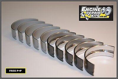 Fiat 1.9 JTD/CDTi 8v/16v Main Crankshaft Bearings Set STD