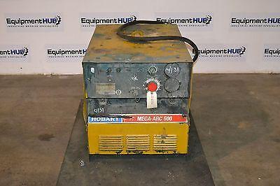 Hobart Mega-arc 600 Amp Tig Welder Power Source